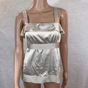 THE LIMITED women's top size S zipper, hoock